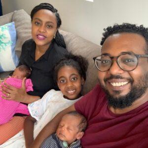Lobada-Idris-and-Karim-Badri-with-their-twins-Layla-and-Zayn